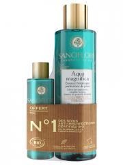 Sanoflore Aqua Magnifica Essence Botanique Perfectrice de Peau Bio 200 ml + 50 ml Offerts - Lot 250 ml