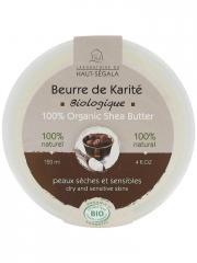 Laboratoire du Haut-Ségala Beurre de Karité Bio 120 ml - Pot 120 ml