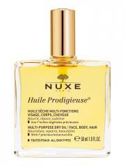 Nuxe Huile Prodigieuse Visage-Corps-Cheveux 50 ml - Flacon 50 ml
