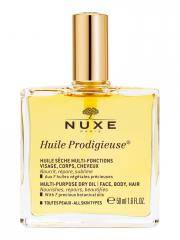 Nuxe Huile Prodigieuse Visage-Corps-Cheveux 50 ml - Flacon 50 ml