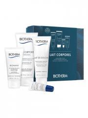 Biotherm Coffret Lait Corporel - Coffret 4 produits