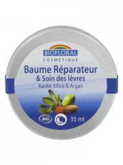 Biofloral Cosmétique Baume Réparateur & Soin des Lèvres Bio 35 ml - Boîte 35 ml