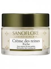 Sanoflore Crème des Reines Riche 50 ml - Pot 50 ml