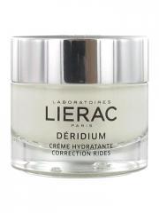 Lierac Déridium Crème Hydratante Correction Anti-Rides Peaux Normales à Mixtes 50 ml - Pot 50 ml