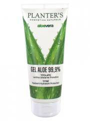 Planter's Aloe Vera Gel Aloe 99.9% 200 ml - Tube 200 ml