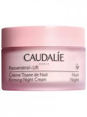 Caudalie Resveratrol [Lift] Crème Tisane de Nuit 50 ml - Pot 50 ml