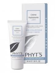 Phyt's Aqua Phyt's Crème Hydratante 24H Bio 40 ml - Tube 40 ml