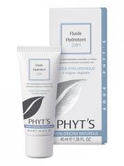 Phyt's Aqua Phyt's Fluide Hydratant 24H Bio 40 ml - Tube 40 ml