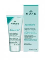 Nuxe Aquabella Émulsion Hydratante Révélatrice de Beauté 50 ml + Gelée Purifiante Micro-Exfoliante 30 ml Offerte - Lot 2 produits