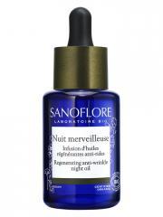 Sanoflore Essence Merveilleuse 30 ml - Flacon compte goutte 30 ml