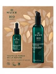 Nuxe Bio Organic Coffret Toute la Force de la Nature - Coffret 2 produits