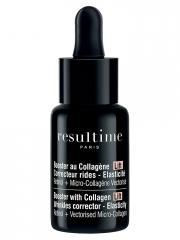 Resultime Booster au Collagène Correcteur Rides - Lift Elasticité 15 ml - Flacon compte goutte 15 ml