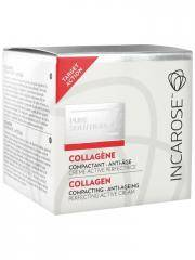 Incarose Pure Solutions Collagène Crème Active Perfectrice 50 ml - Pot 50 ml