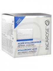 Incarose Pure Solutions Acide Hyaluronique Crème Active Perfectrice 50 ml - Pot 50 ml