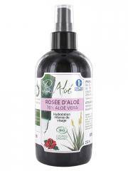 Pur Aloé Rosée 76% d'Aloe Vera Bio 250 ml - Spray 250 ml