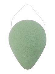 Lady Green Éponge Konjac Aloe Vera - Sachet 1 éponge