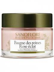 Sanoflore Baume des Reines Rose Éclat Bio 50 ml - Pot 50 ml