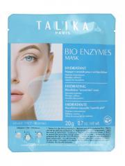 Talika Bio Enzymes Mask Masque Hydratant Seconde Peau 20 g - Sachet 1 masque
