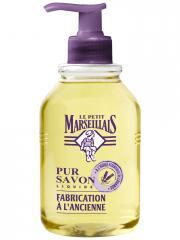 Le Petit Marseillais Pur Savon Liquide à l'Huile Essentielle de Lavande 300 ml - Flacon-Pompe 300 ml