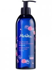 Melvita Eau Florale de Rose Ancienne Bio Flacon-Pompe 400 ml - Flacon-Pompe 400 ml