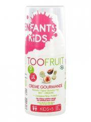 Toofruit Crème Gourmande Banane Figue Bio 30 ml - Flacon Airless 30 ml