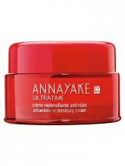 ANNAYAKE Ultratime Crème Redensifiante Anti-Rides 50 ml - Pot 50 ml
