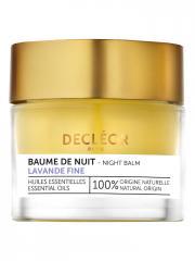 Decléor Lavandula Iris Baume de Nuit Revitalisant 15 ml - Pot 15 ml
