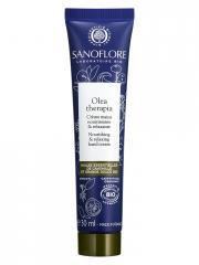 Sanoflore Olea Therapia Crème Mains Nourrissante & Relaxante Bio 30 ml - Tube 30 ml