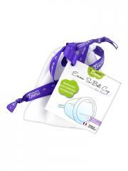 Les Tendances d'Emma Collection Eco Belle Coupe Menstruelle Taille S - Sachet 1 coupe menstruelle