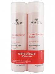 Nuxe Lotion Tonique Douce aux Pétales de Rose Lot de 2 x 200 ml - Lot 2 x 200 ml