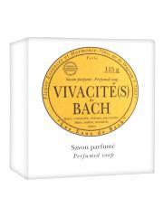 Elixirs & Co Savon Parfumé Vivacité(s) de Bach 115 g - Pain 115 g