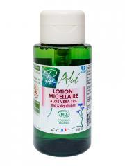 Pur Aloé Lotion Micellaire à l'Aloe Vera 76% Bio 250 ml - Flacon 250 ml