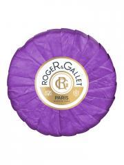 Roger & Gallet Savon Frais Boîte Cristal Gingembre 100 g - Pain 100 g