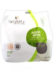 Argiletz Argile Verte Moulue Fine 1 Kg - Sachet 1000 g