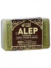 MKL Green Nature L'Alep Savon Doux 120 g - Pain 120 g
