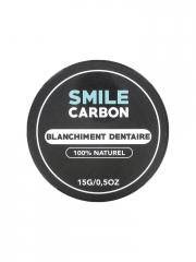 smile carbon blanchiment dentaire 15 g - boîte 15 g