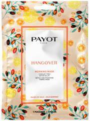 Payot Hangover Masque Tissu Detox Eclat - Sachet 1 masque