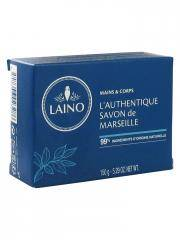 Laino L'Authentique Savon de Marseille 150 g - Pain 150 g