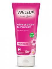 Weleda Crème de Douche à la Rose Musquée 200 ml - Tube 200 ml