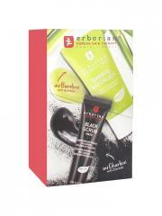 Erborian Bamboo Waterlock 30 ml + Erborian Black Scrub Mask 15 ml - Boîte 2 produits