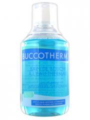 Buccotherm Bain de Bouche à l'Eau Thermale Sans Alcool 300 ml - Flacon 300 ml