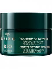 Nuxe Bio Organic Masque Nettoyant Micro-Exfoliant 50 ml - Pot 50 ml