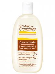 Rogé Cavaillès Crème de Douche Beurre de Karité et Magnolia 250 ml - Flacon Airless 250 ml