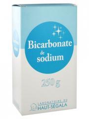 Laboratoire du Haut-Ségala Bicarbonate de Sodium 250 g - Boîte 250 g