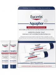 Eucerin Aquaphor Baume Réparateur Cutané Lot de 2 x 10 ml - Lot 2 x 10 ml