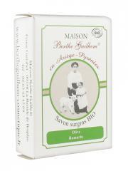 Maison Berthe Guilhem Savon Surgras Bio Olive Romarin 100 g - Boîte 100 g