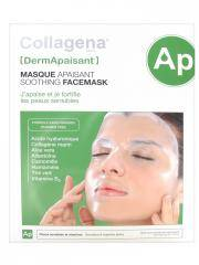 Collagena Masque Apaisant 5 Masques Hydrogel - Boîte 5 masques