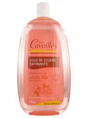 Rogé Cavaillès Huile de Douche Satinante Huile d'Argan et Rose 750 ml - Flacon 750 ml