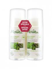 Melvita Déodorant Purifiant Bio Lot de 2 x 50 ml - Lot 2 x 50 ml