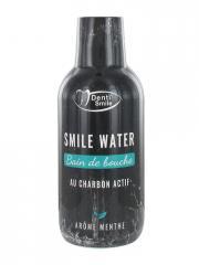 Denti Smile Bain de Bouche au Charbon Actif 300 ml - Flacon 300 ml